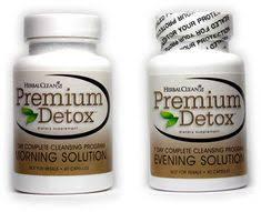 Premium detox extract plus - het lichaam reinigen - crème - waar te koop - gel