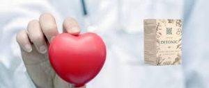 Detonic - voor hypertensie - effecten - review - kopen