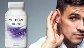 Multilan Active New – beter horen - kruidvat – instructie – capsules