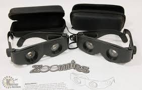 Glasses binoculars ZOOMIES - zoom bril - prijs - instructie - fabricant
