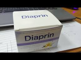 Diaprin - fabricant - crème