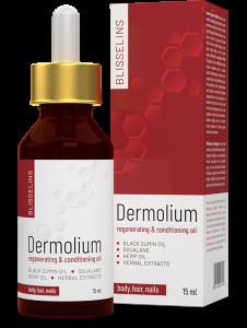 Dermolium - wat is - gebruiksaanwijzing - recensies - bijwerkingen