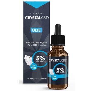 Crystal CBD - gebruiksaanwijzing - wat is - recensies - bijwerkingen